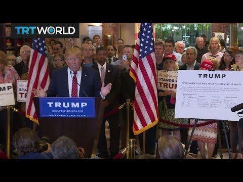 Money Talks: Trump visits Saudi Arabia