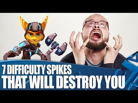 7 Crushing Difficulty Spikes That Will Utterly Destroy You