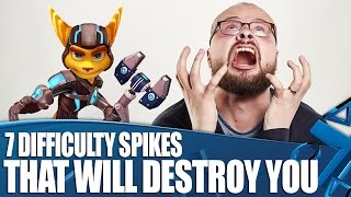 7 Crushing Difficulty Spikes That Will Utterly Destroy You thumbnail
