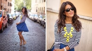 Rome Outfit of the Day Thumbnail