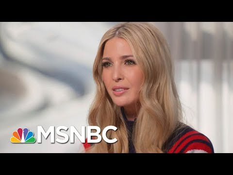 Why Ivanka Trump Can\'t Have It Both Ways On Sexual Misconduct   Morning Joe   MSNBC