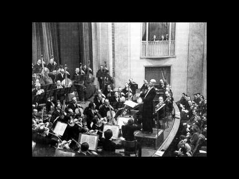 """Schumann - Symphony No 1 in B flat major """"Spring"""" Op. 38 - VPO, Furtwängler, 1951 (Remastered 2012)"""