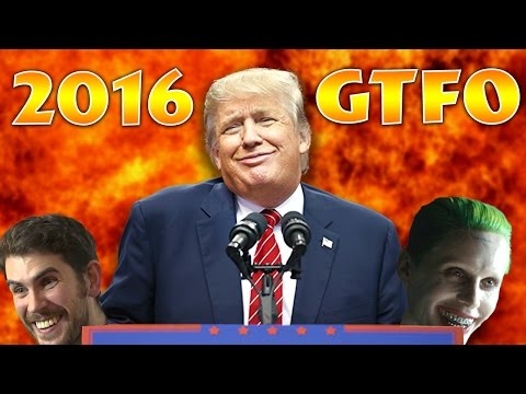 2016: GTFO - Dude Soup Podcast #102