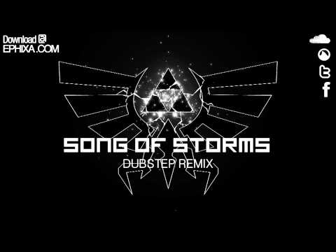 Song Of Storms Dubstep Remix - Ephixa (Download at www.ephixa.com Zelda Step)
