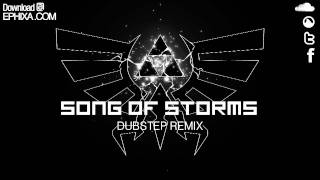 Repeat youtube video Song Of Storms Dubstep Remix - Ephixa (Download at www.ephixa.com Zelda Step)