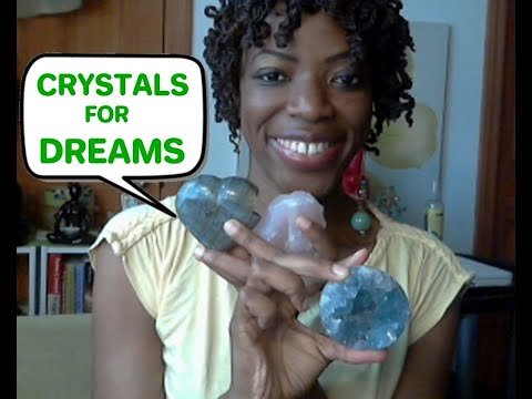 My Crystals For Dreams: Remember Dreams, Connect W/Angels & Higher Self, Get Spirit Messages