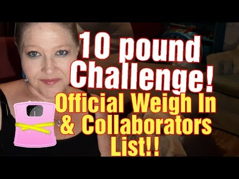 keto-challenge:-offical-weigh-in-&-collab-list!