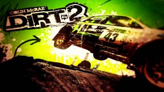 Colin McRae: DiRT 2 - Soundtrack - Glamour Of The Kill - A Hope In Hell