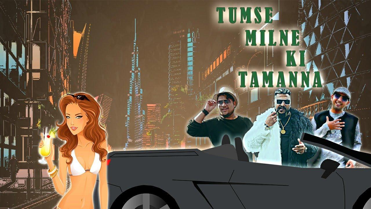 Tumse Milne Ki Tamanna | Music Video | Happy New Year | Rockstaa | Romeo | Music Mama