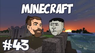 Minecraft - Episode 43 - Antisocial Cannonballs