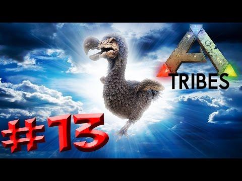 ARK : Tribal Wars - Ep. 13 ~ Beaver Minion and Dodo God! Pooping Evolved