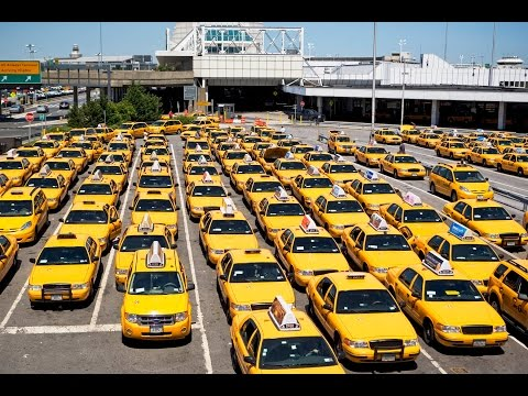 Top 11 Most Seen And Kind of Cliche Taxis Cabs