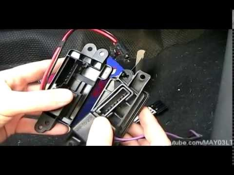 gm blower motor resistor diagnostics by wells how to. Black Bedroom Furniture Sets. Home Design Ideas