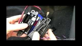 03  06 Silverado/Sierra Blower Resistor and Connector Replacement (manual HVAC system CJ3)