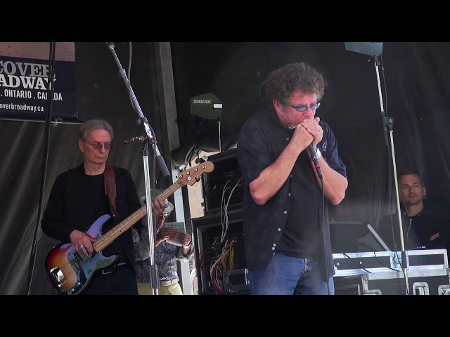 Lee Oskar & Harp Attack - Low Rider Jam - Live Orangeville Blues & Jazz 2017
