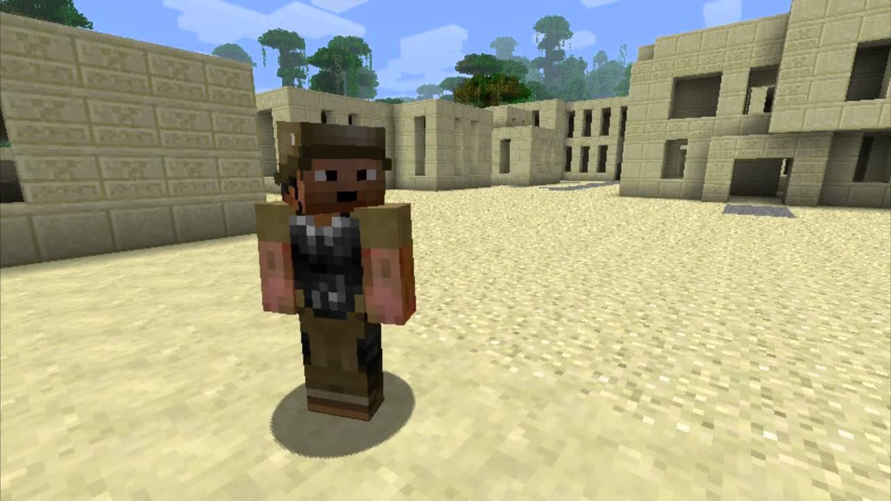 Top Minecraft Skins American Soldier