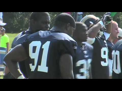 Leonard Little: Rams Training Camp Interview