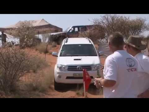 Vryburger 4x4 Day Held in Upington