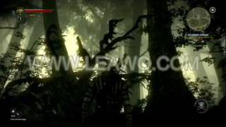 The Witcher 2 Assassins of Kings  Gameplay Video full HD game PC play on PC