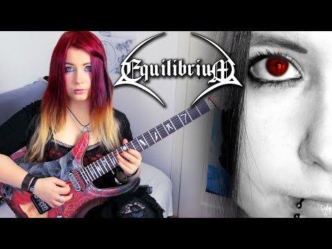 EQUILIBRIUM - Blut Im Auge [GUITAR COVER] | Jassy J