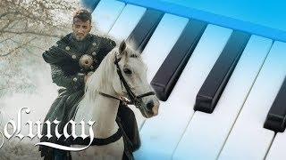 Enes Batur - Dolunay Melodika Notaları   Melodika Şarkıları