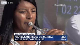 Gran Final #DécadaToaca #Ecuavisa Campeones concurso de Bandas de Pueblo 2019