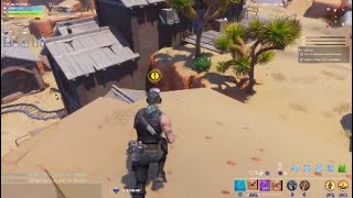 MISSION *WAIT A TIME* to SAVE THE WORLD// FORTNITE