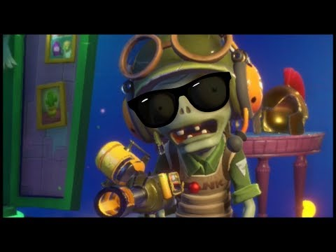 Tank Commander Buff - Plants vs Zombies Garden Warfare 2