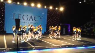Inspire Allstars Wild Spirit Nationals 2015