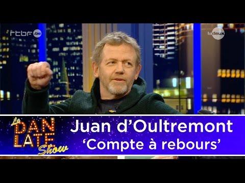 Juan d'Oultremont présente son roman 'Compte à rebours'