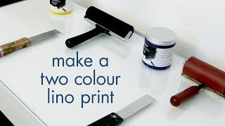 Relief printing made easy