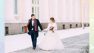 Полёт любви. Песня( Клип - свадьба Игоря и Насти) Санкт-Петербург 2017
