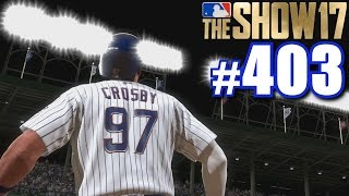 500,000 SUBSCRIBERS! | MLB The Show 17 | Road to the Show #403