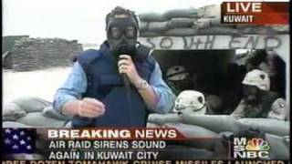 The Iraq Invasion Archive-Day 2-Security concerns and Kuwait warnings