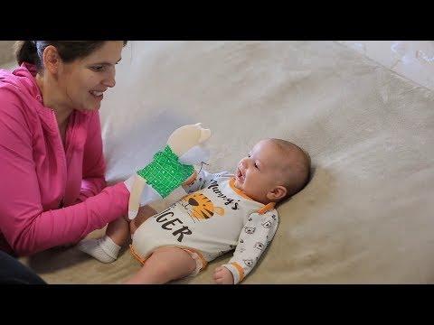 Развивающие занятия для детей до 3 месяцев: ЭМОЦИОНАЛЬНО-СОЦИАЛЬНОЕ РАЗВИТИЕ