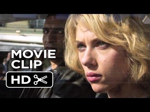 Lucy Movie   Paris 2014  Scarlett Johansson Action Movie HD