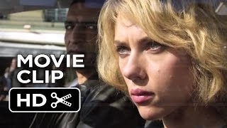 Repeat youtube video Lucy Movie CLIP - Paris (2014) - Scarlett Johansson Action Movie HD