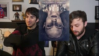 The Autopsy of Jane Doe (2016) REVIEW