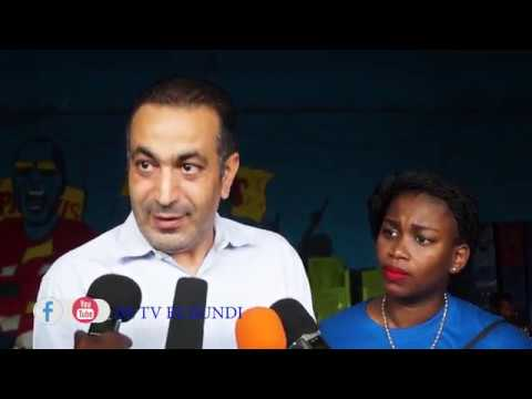 Tombola Brarudi : Remise des Prix ( Ku mutwenzi Bar ) BE TV Burundi