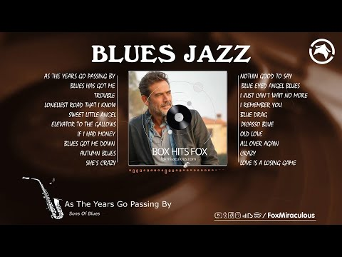 Relaxing Blues Music | Top Blues Songs Of All Time | Slow Blues & Blues rock Ballads Songs