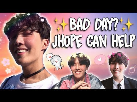A Video to Watch When You're Sad: J-Hope Version