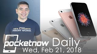iPhone SE 2 design, specs and dates, Huawei Mate SE & more - Pocketnow Daily