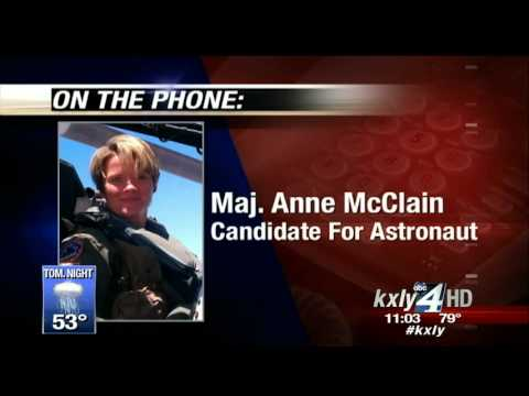 Spokane woman living dream of being an astronaut