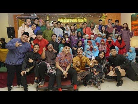 Majlis Berbuka Puasa Bersama Artis MVM   RUSA Music & Media 8/6/2018