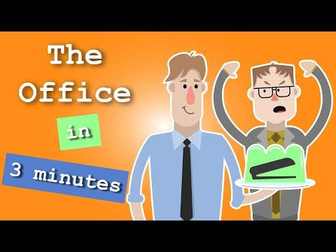 The Story Of The Office In 3 Minutes | Arcade Cloud
