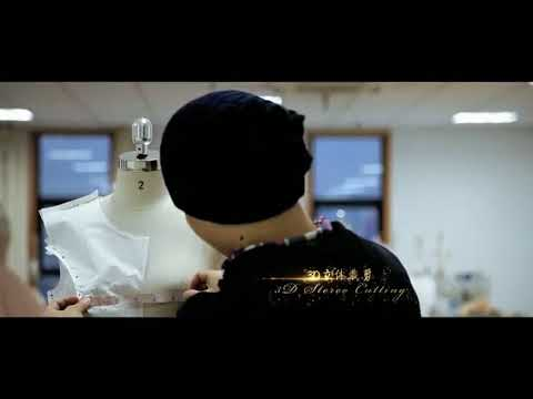 Making of wedding dress by jusere