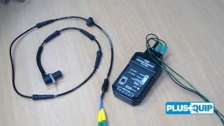 Wheel Speed Sensor and Circuit Tester - PlusQuip EQP-111