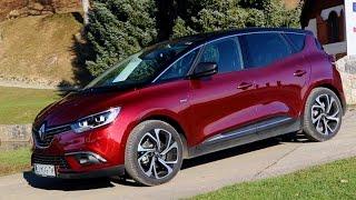 Renault Scenic 2017 Videos