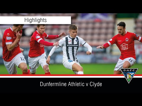 Dunfermline Clyde Goals And Highlights