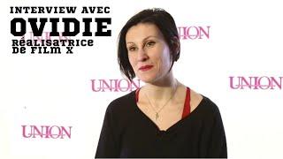 Interview avec Ovidie - Studio d'Union